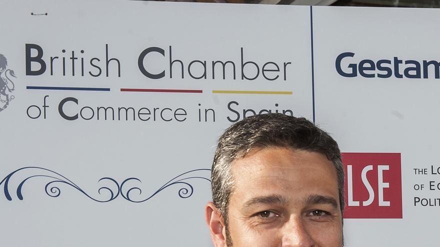 Christopher Dottie, Presidente de la Cámara de Comercio Británica en España