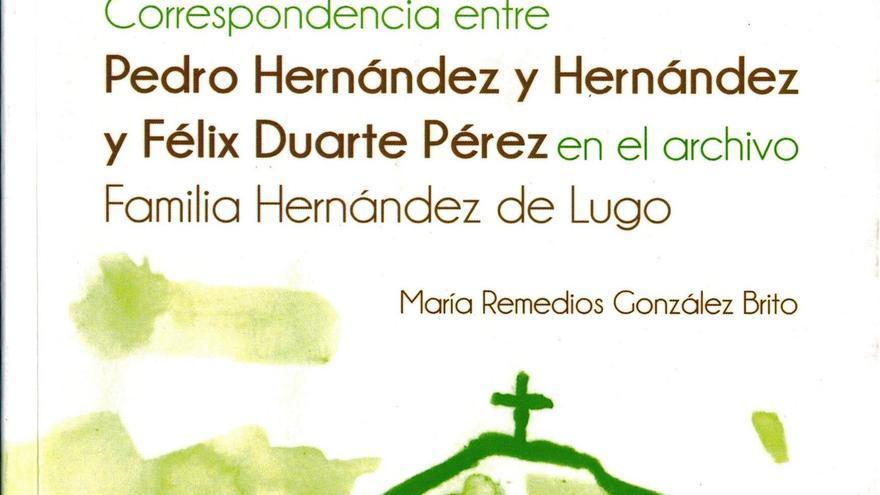 Portada del libro de María Remedios González.