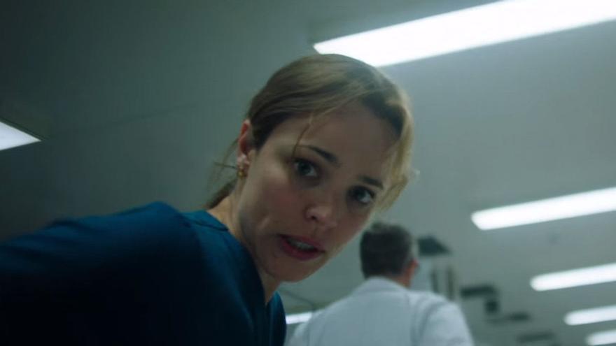 Rachel Sola en `Doctor Strange´