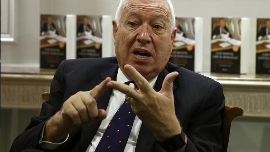 """Margallo, un ministro leal a Rajoy con ganas de seguir """"en las trincheras"""""""