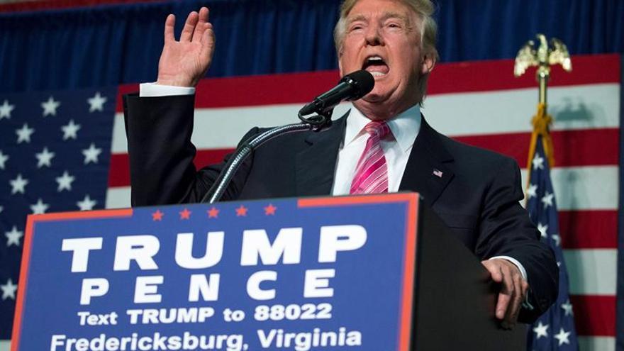 Trump modera su discurso para encarar la parte más dura de la campaña