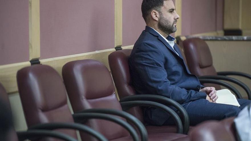Ibar comparece ante una nueva jueza, quien debe decidir si acepta el caso