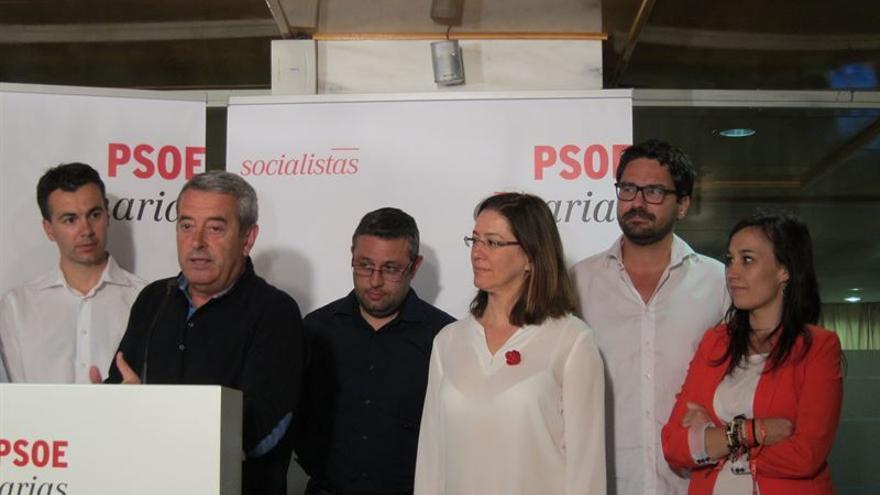 El PSOE en el Cabildo ha vuelto a obtener 7 consejeros insualres.