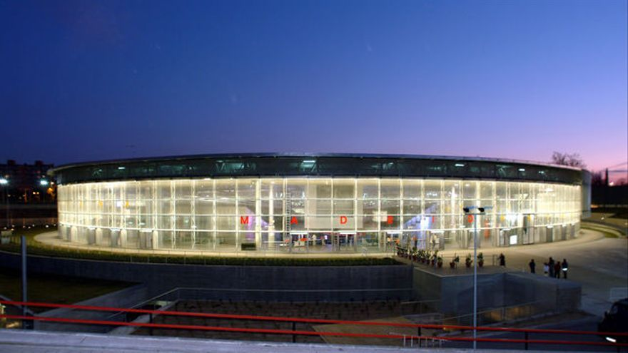 El pabellón del Madrid Arena.