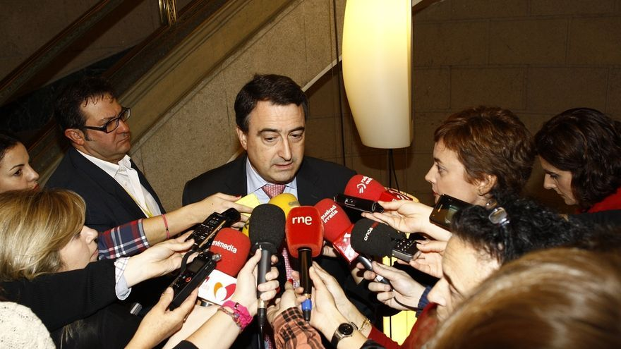 """El PNV dice que el """"empecinamiento"""" de Torres Dulce evidencia el """"impulso político"""" de la querella contra Mas"""