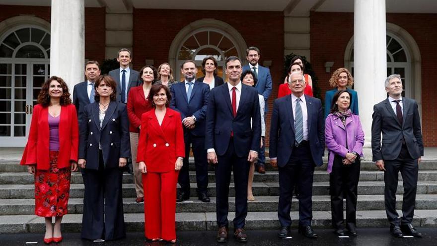 Ningún Ministerio se resiste ya a las mujeres, menos Interior