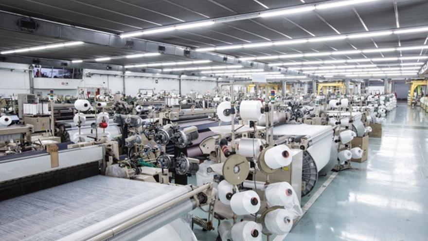 Textil Ortiz, una empresa catalana de forrería