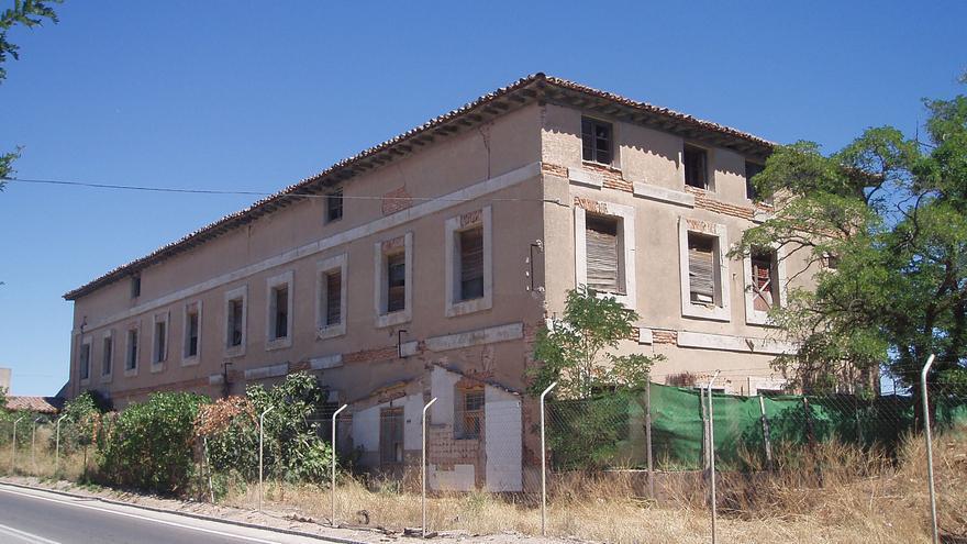 Edificio del' Laboratorio de los Ingleses'