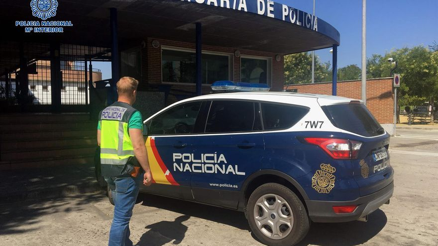 FOTO: Policia Nacional