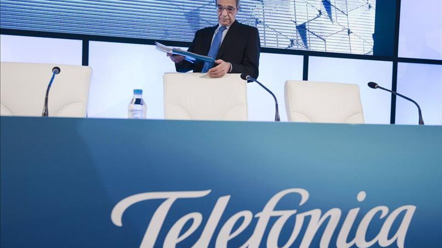 Telefónica gana el 34,7 % menos lastrada por Venezuela y Alemania