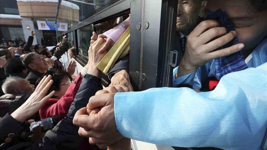 Familias separadas de las dos Coreas se reunirán del 20 al 26 de octubre