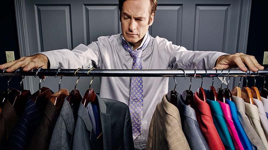 Bob Odenkirk, en la segunda temporada de 'Better Call Saul'