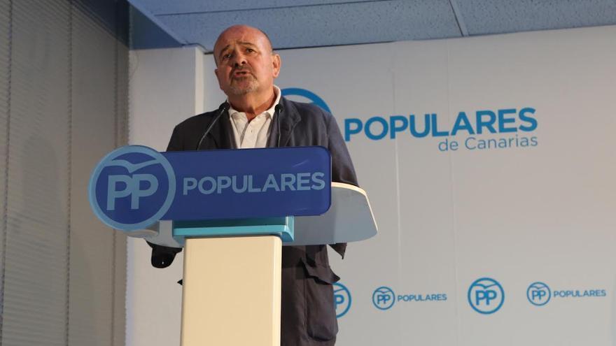 Borja Benítez de Lugo (PP).