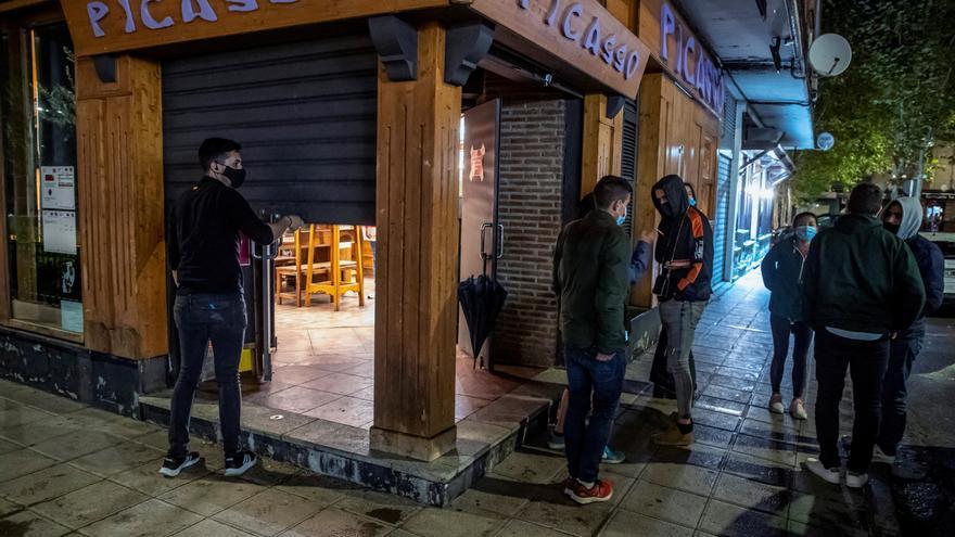 El toque de queda en Castilla-La Mancha será a las 0.30 horas el 24 y el 31