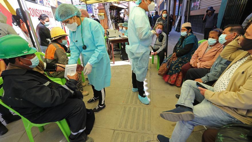 Bolivia supera los 3 millones de segundas dosis aplicadas contra la covid-19