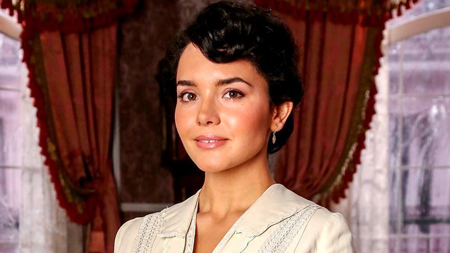 Elena González, actriz que se incorpora a Acacias 38