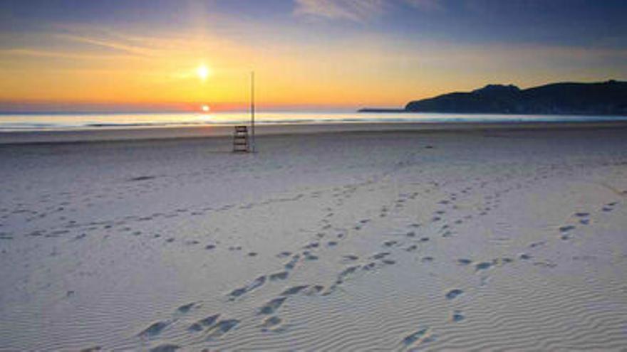 Playas y distancia social