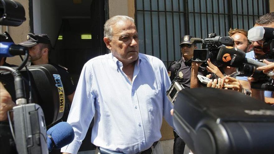 La policía cifra en 50 millones de euros el fraude en cursos de formación de la trama de Ojeda