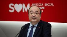 Iceta celebra el diálogo institucional pero pide un gobierno para hacer política