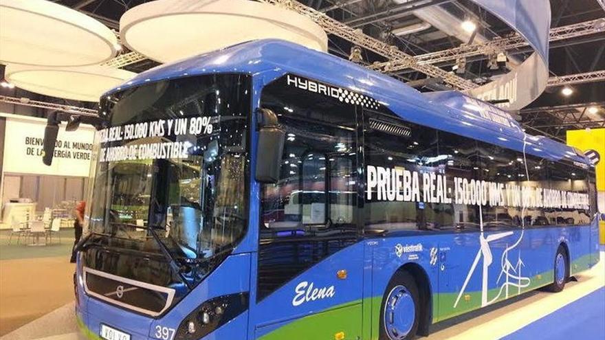 Volvo afianza su posición como vendedor de autobuses híbridos en España