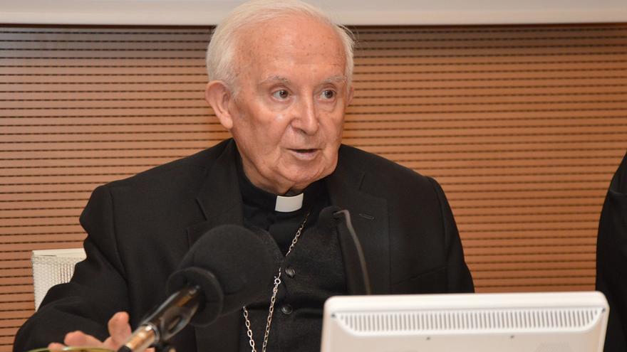 Antonio Cañizares, arzobispo de València