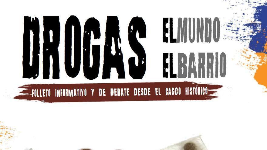Folleto editado por el Ayuntamiento de Zaragoza.