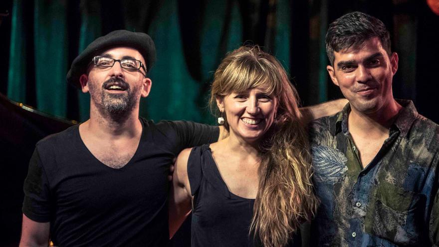 Lucía Rey Trío /Foto: Festival