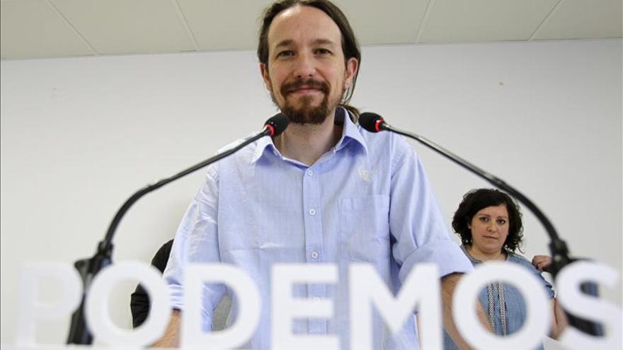 """Pablo Iglesias inicia en Cádiz la """"Ruta del Cambio"""" de Podemos"""