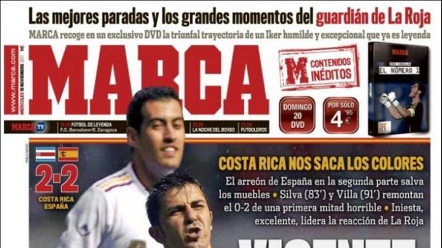 De las portadas del día (16/11/2011) #13