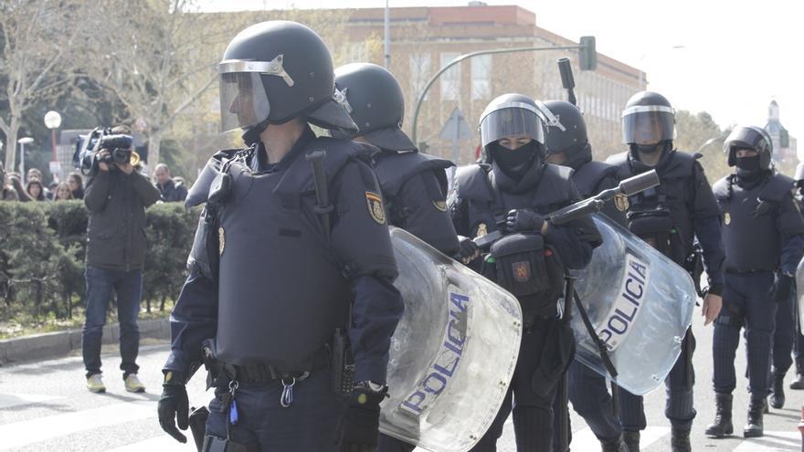 """El SUP celebra que la Justicia obligue a readmitir al GEO que denunció """"hostigamiento sistemático"""""""