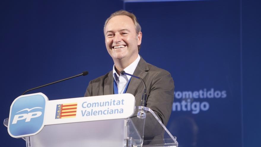 """Buch da por hecho que Fabra será candidato a la Generalitat por su labor económica y """"contundencia"""" ante la corrupción"""