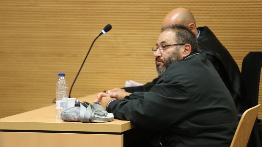 Juan Antonio Navarro Armas, autor confeso del incendio que en 2007 quemó 20.000 hectáreas de terreno en Gran Canaria