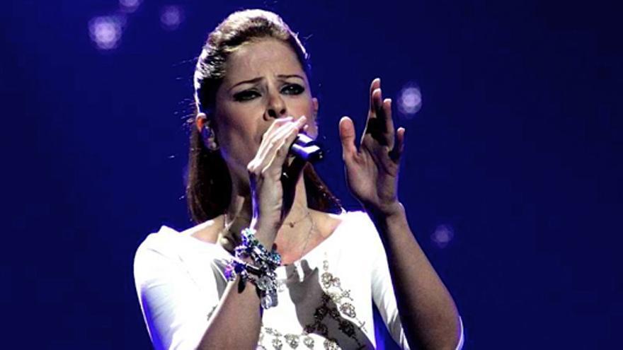 """España grita a Eurovisión, """"¡¡Quédate conmigo!!"""": ¿Será la hora de Pastora?"""