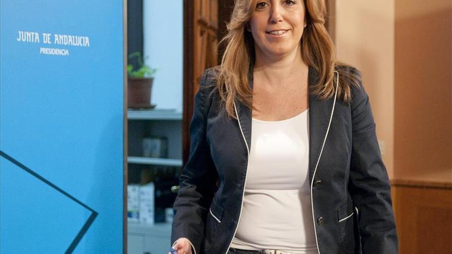 La RTVA fija para el 9 de marzo el debate entre Díaz, Moreno y Maíllo
