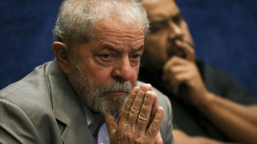 Lula da Silva no podría haber sido elegible en los comicios generales en virtud de la llamada Ley de la Ficha Limpia.