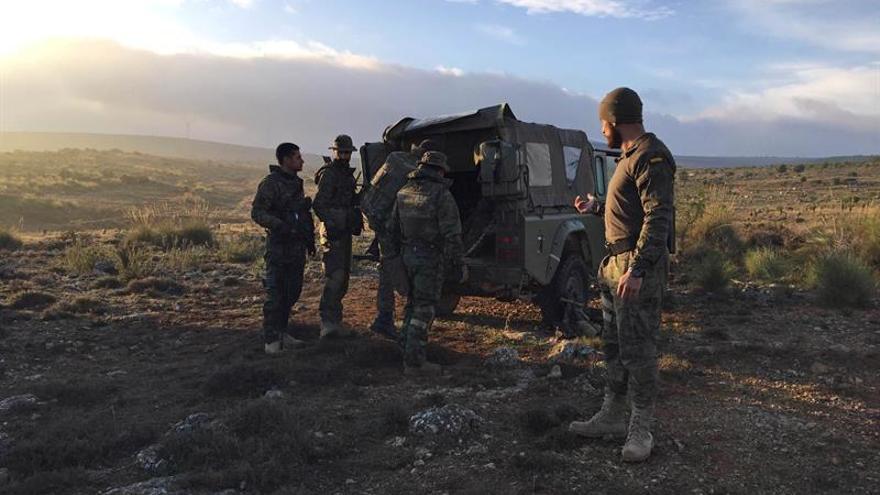 Imágenes muestran por primera vez militares de EE.UU. sobre el terreno en Siria