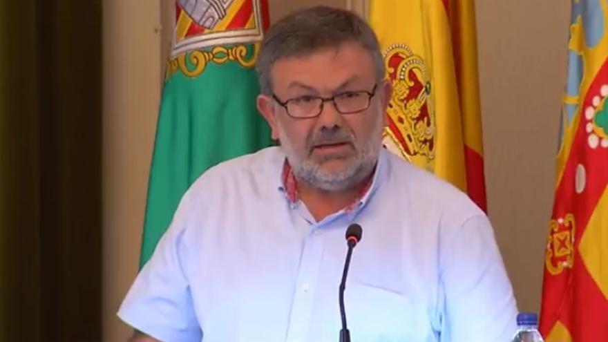Antonio Lorenzo, concejal de Hacienda del Ayuntamiento de Castellón.