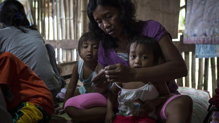 Foto de Elenita La vida después de un tifón
