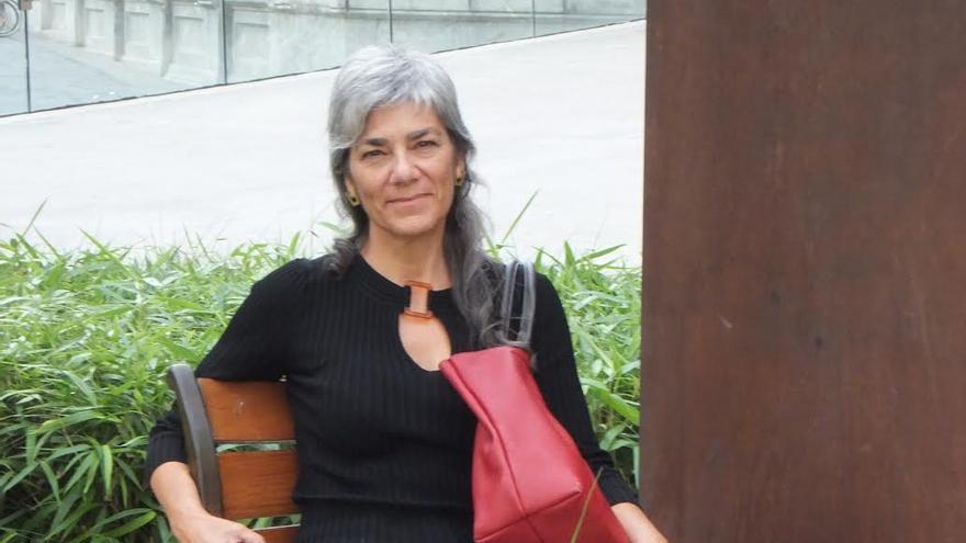La doctora Sara Velasco ejerció la medicina en La Palma con 24 años.