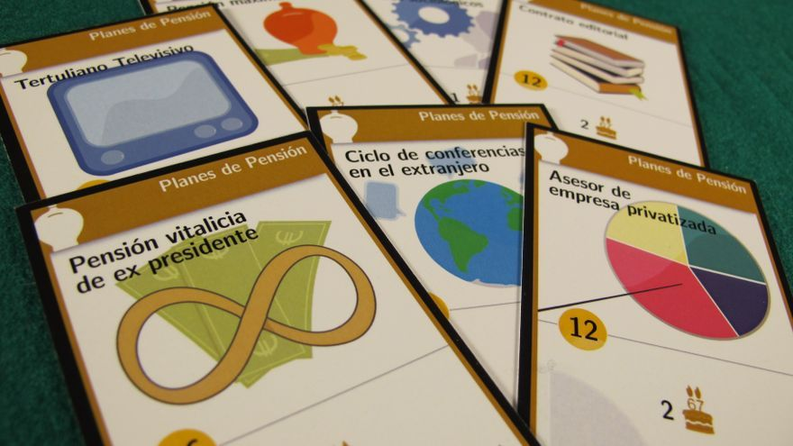 Las cartas de desempate: conferencias en el extranjero, pensión vitalicia y asesor en empresa privatizada