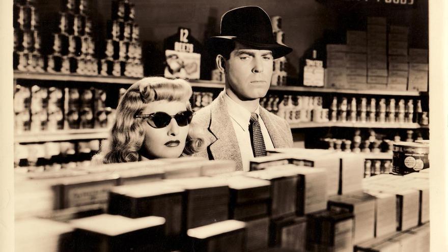 'Perdición', de Billy Wilder: dos agentes de seguros y una mujer fatal