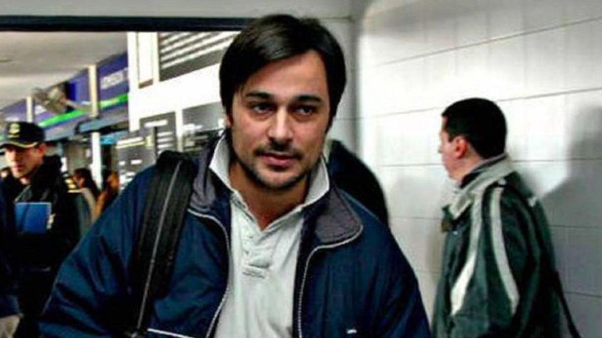 Juan Ignacio Buzali, marido de la diputada bonaerense Carolina Píparo.