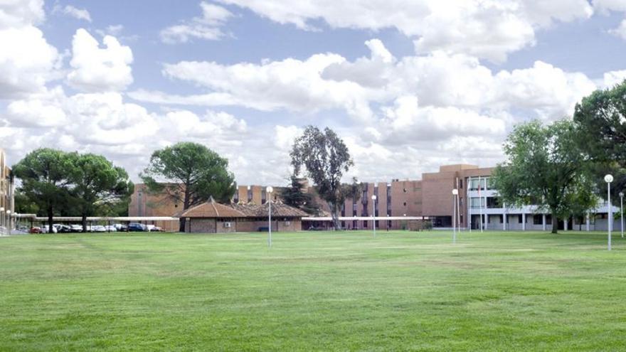 Imagen de archivo del Campus de Villafranca de la Universidad Camilo José Cela