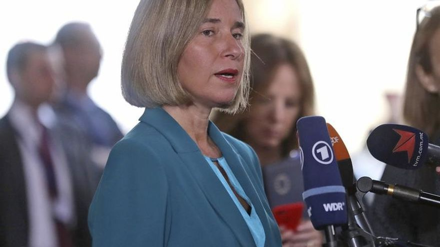 Mogherini confía en avanzar en la Defensa europea pese al calendario electoral