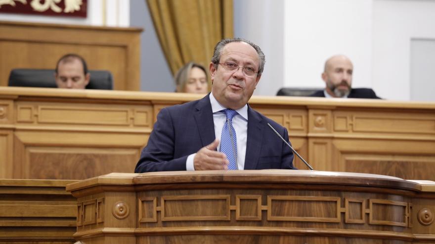 Ruiz Molina pide a PP y Cs aprobar el techo de gasto para trasladar un mensaje positivo a los agentes sociales