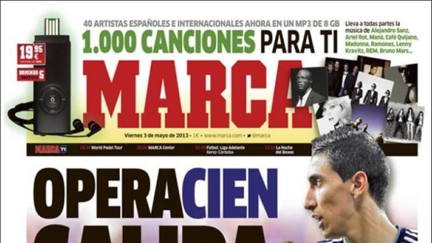 Las portadas del día (3-05-2012) #4