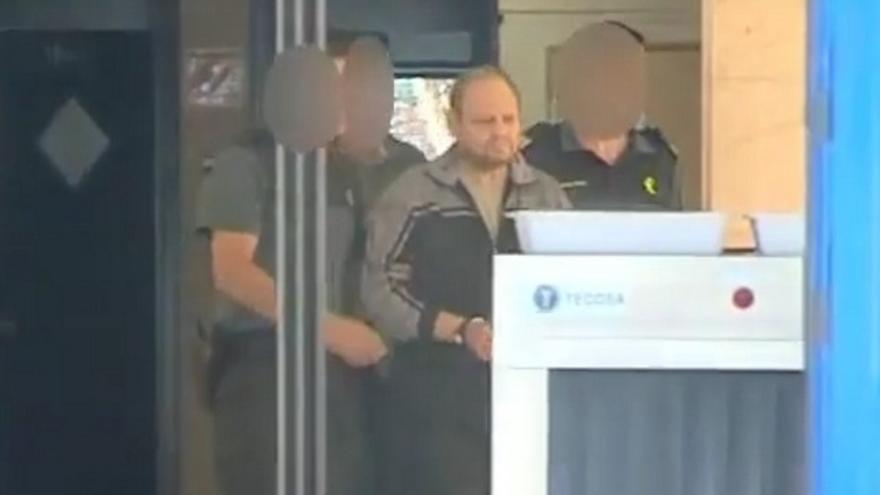 Antonio Ojeda, sospechoso por la desaparición de Yeremi Vargas en Gran Canaria