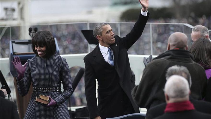 El sueño de Luther King planea de nuevo sobre el Capitolio