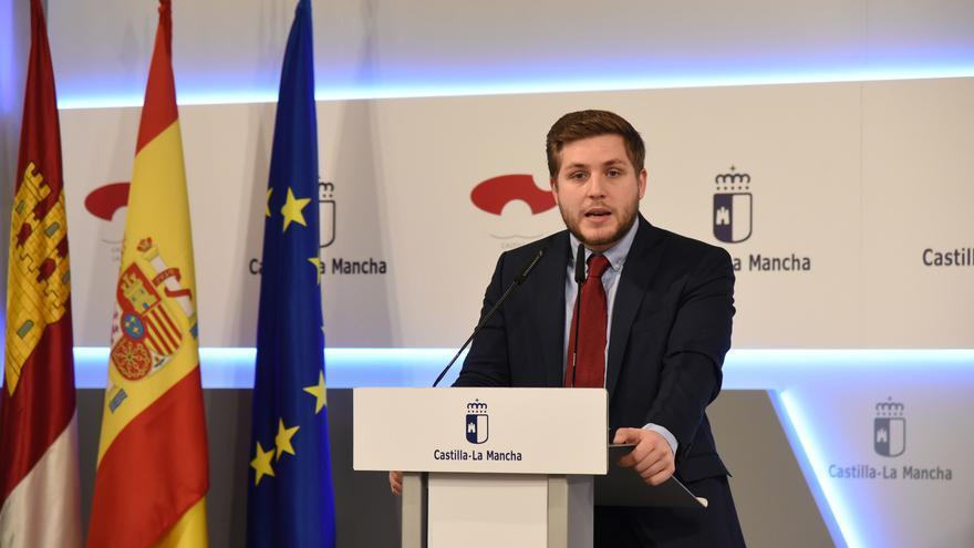 El portavoz del Gobierno de Castilla-La Mancha, Nacho Hernando / JCCM