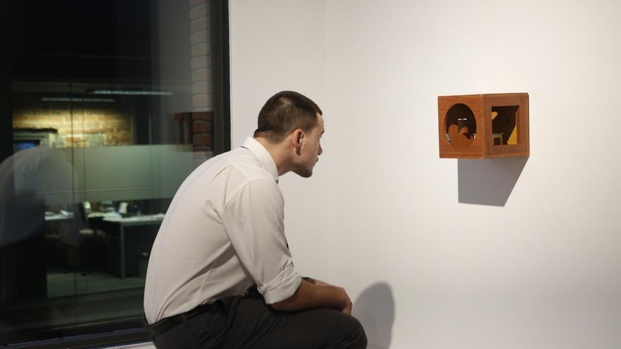 Azkuna Zentroa expone hasta abril los proyectos de Tana Garrido y Alina Aguila en su residencia de prácticas artísticas